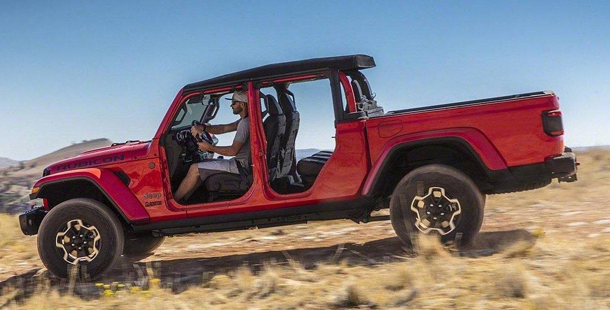 Jeep представил пикап для фанатов спартанских вседорожников