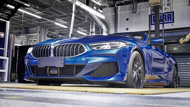 BMW 8-Series convertible получил две модификации
