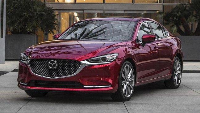 Продажи Mazda в январе в России выросли на 5%
