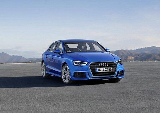 Семейство Audi A3 может пополниться лифтбэком