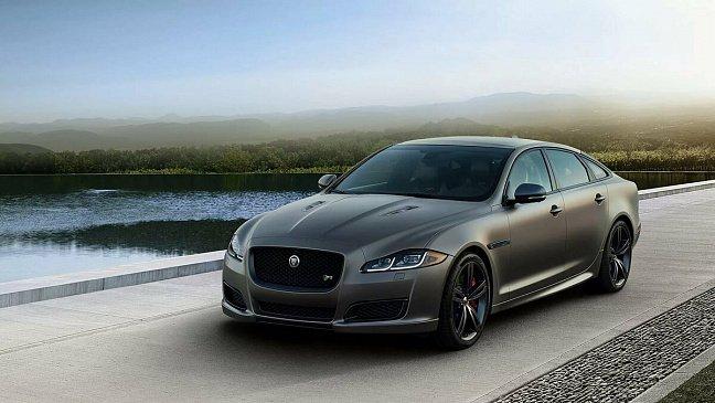 В РФ начались продажи рестайлингового Jaguar F-Type