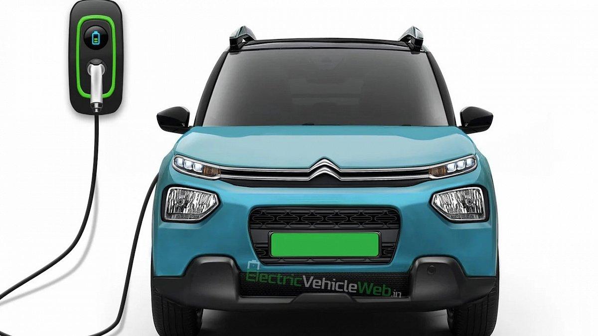 Концерн Citroen выпустит новый электрокар для конкуренции с Dacia Spring
