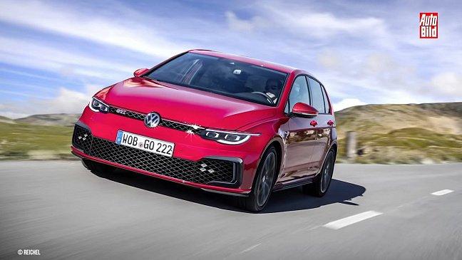 Новое поколение Volkswagen Golf GTI получит 245 сил в «базе»