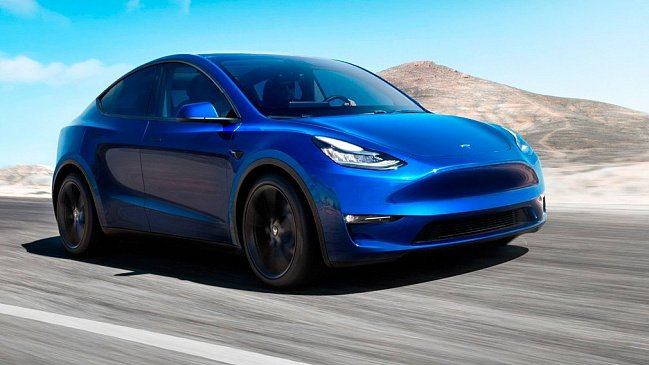 Скоро начнутся поставки Tesla Model Y