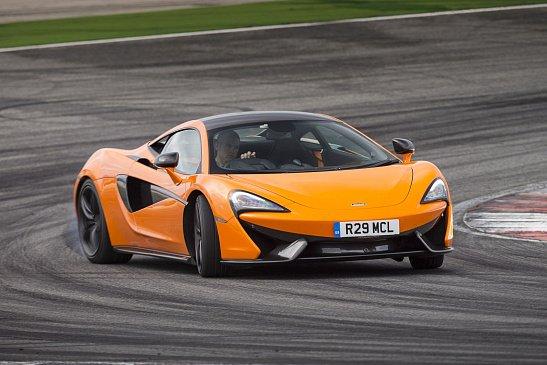 McLaren не намерен выпустить модель дешевле $ 200 000
