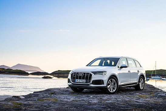 Компания Audi отзывает в России свыше 800 машин