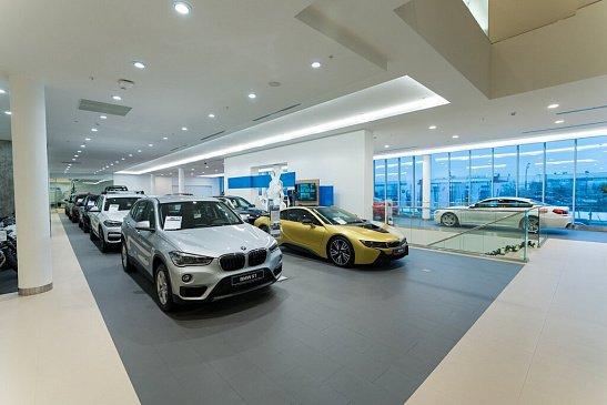 В сети опубликовали первые изображения электрического BMW iX3