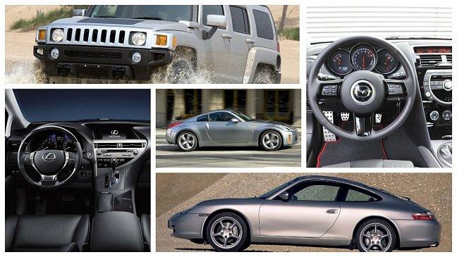 ТОП-5 недорогих автомобилей, позволяющих выглядеть дорого