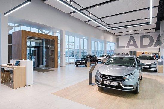 В Европе продается Lada Vesta за 60 тысяч евро