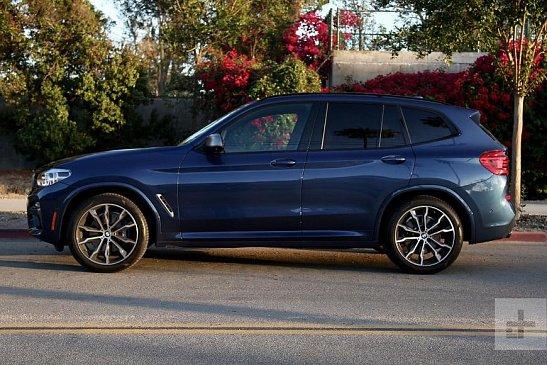 Обновленный BMW X3 освежат новой версией М40i