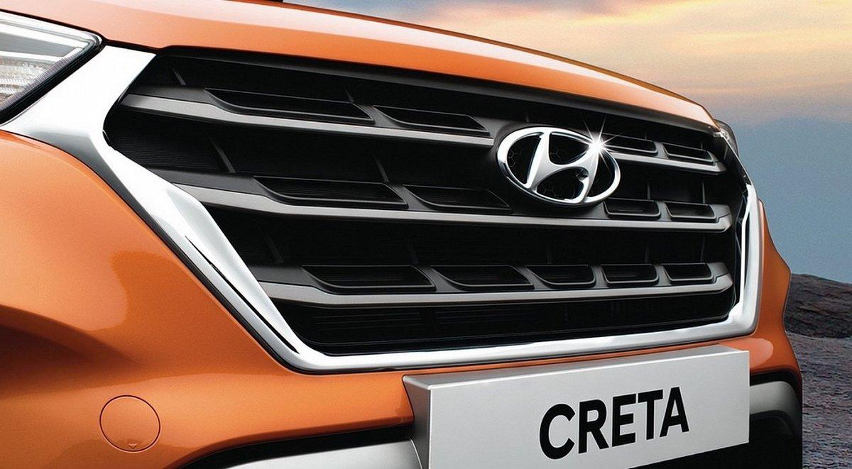 Компания Hyundai анонсировала рестайлинговую Creta для РФ