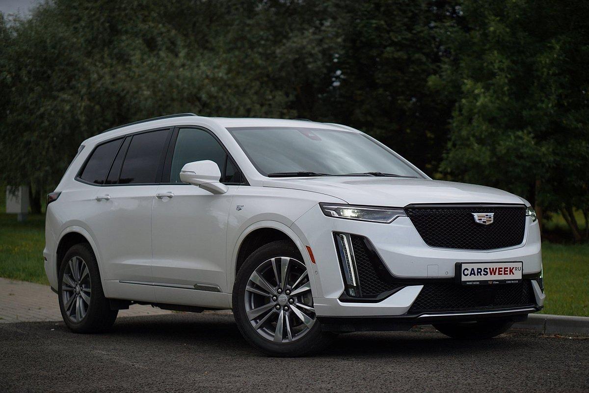 Недостаток тяги: тест Cadillac XT6 смотреть видео, видеобзор, комплектации, характеристики авто, фото, цены в России на сайте Carsweek