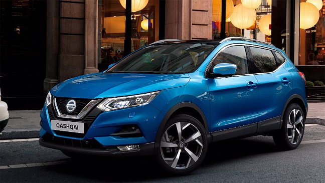 Стало известно, как менялись цены на Nissan Qashqai за последние два года