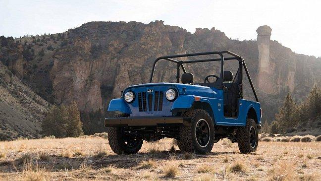 Дешевый аналог Jeep Wrangler получил мотор от Haval F7