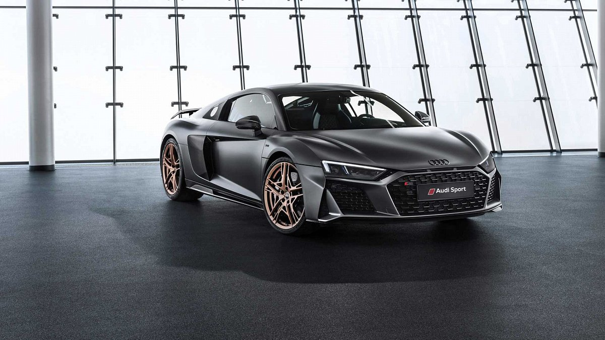 Продажи спорткара Audi R8 значительно упали