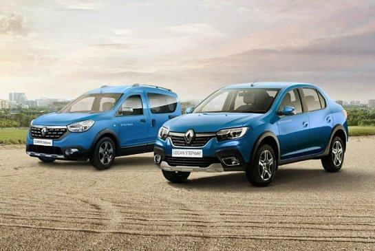 Renault Logan и Sandero могут получить моторы от LADA