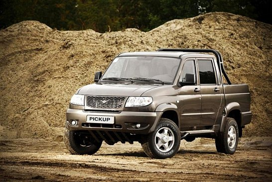В Китае начались продажи аналога Toyota Tundra