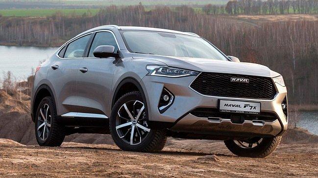 На заводе Haval в РФ выпустили 30-тысячный автомобиль