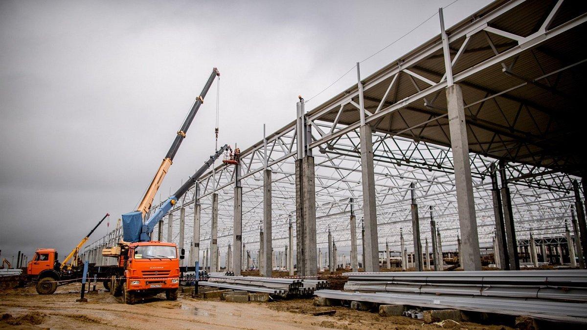 Haval продолжает строительство нового завода в РФ
