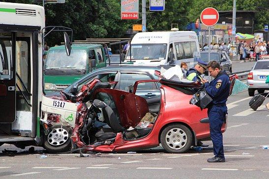 В РФ каждый пятый пассажир не пристегивается ремнями безопасности