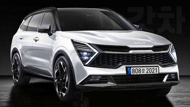 В Сети показали первое фото кросса Honda CR-V