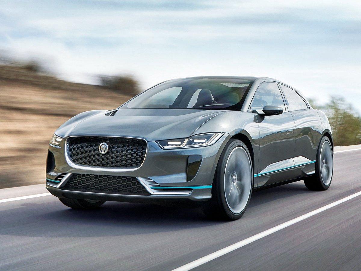 Jaguar Land Rover рассказал о своих новых моделях