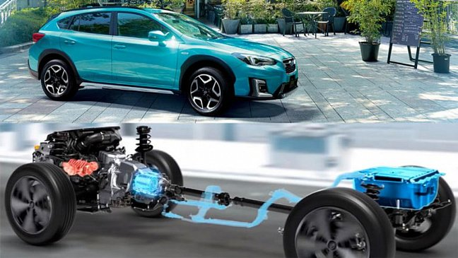 В Японии состоялась презентация обновленного Subaru XV