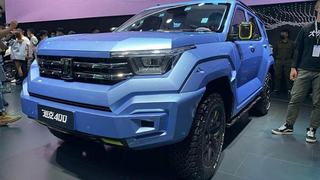 Great Wall Motor приобретает бразильский завод у Daimler