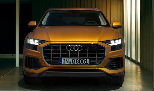 Кроссоверы Audi Q8 будут выпускать в России