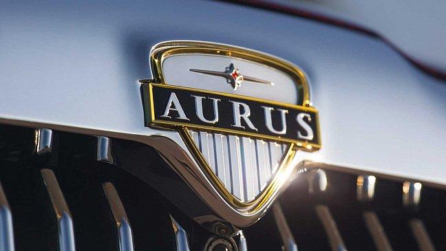 В интернете появились снимки первых концептов Aurus