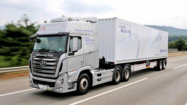«Автотор» запустил в производство грузовик Hyundai Xcient