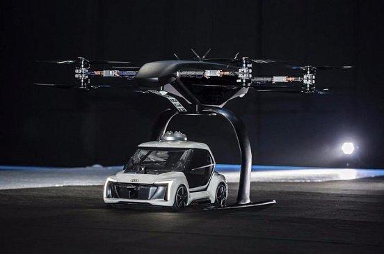 20 ноября дебютирует заряженная версия Audi RS Q8