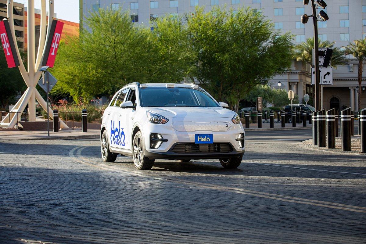Лас-Вегасе запустили каршеринг на основе 5G с удалённой доставкой автомобиля