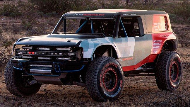 Новый Ford Bronco и его младший брат Bronco Sport дебютируют этой весной