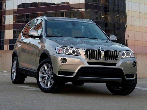 Как менялась стоимость кроссовера BMW X3 за последние два года