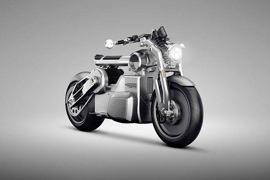 Продажи новых мотоциклов в РФ увеличились более чем вдвое