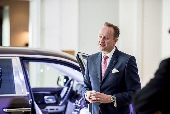 Rolls-Royce лишился главного дизайнера