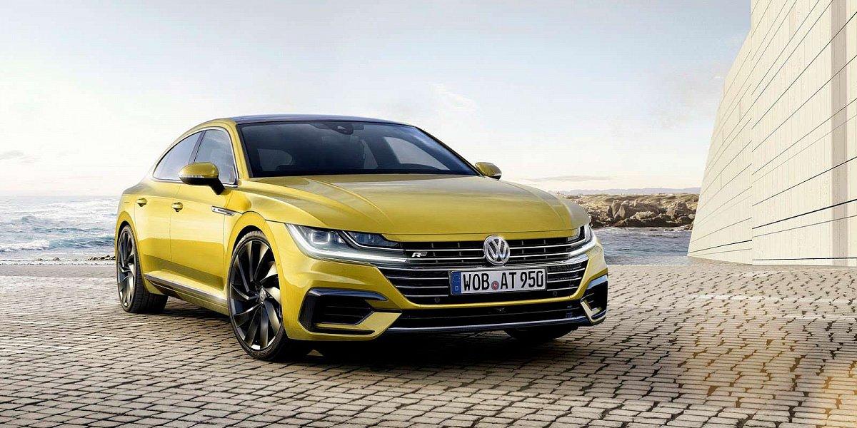 VW  Arteon появится на русском  рынке в 2020г