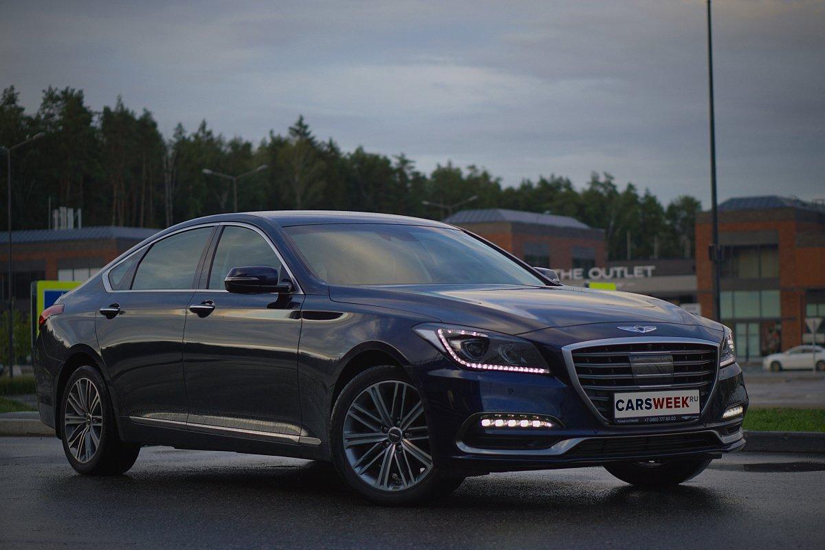 Тест-драйв Генетика: тест Genesis G80 смотреть видео, видеобзор, комплектации, характеристики авто, фото, цены в России на сайте Carsweek