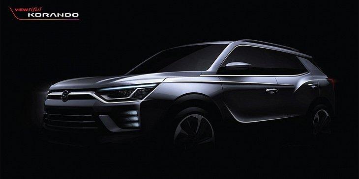 SsangYong Tivoli стал основой для нового кроссовера с ценником ниже Hyundai Creta