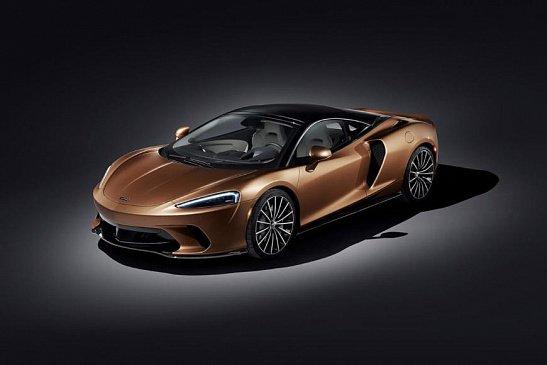 Представлена эксклюзивная версия суперкара McLaren GT от ателье MSO