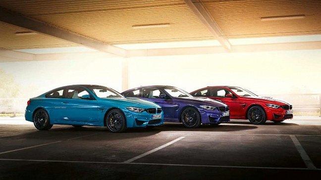 В Сеть попали шпионские фото с зимних тестов BMW M4 Coupe