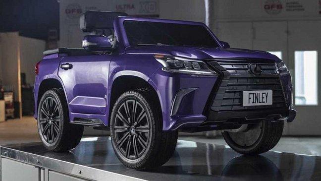 Lexus увеличил свои российские продажи на 31%
