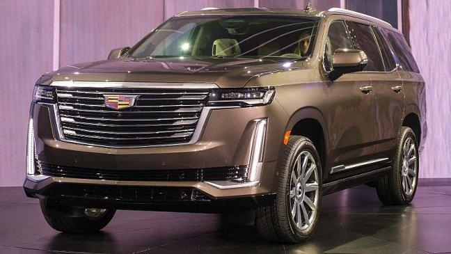 В России на 50 тыс. рублей подорожал базовый Cadillac CT6