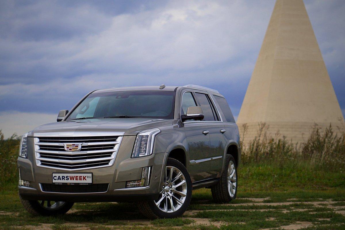 Тест-драйв Cadillac Escalade: Что изменилось в гигантском SUV