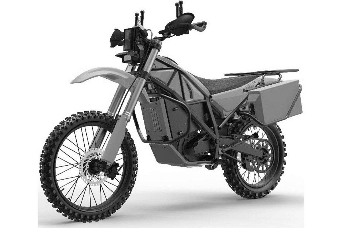 «Калашников» запатентовал свой электрический мотоцикл Иж