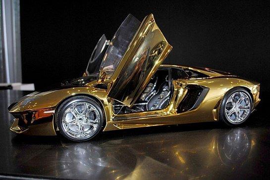 ТОП-10 самых дорогих современных автомобилей