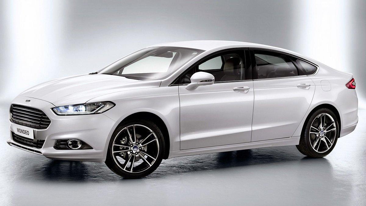 Ford представил новую версию Mondeo для российского рынка