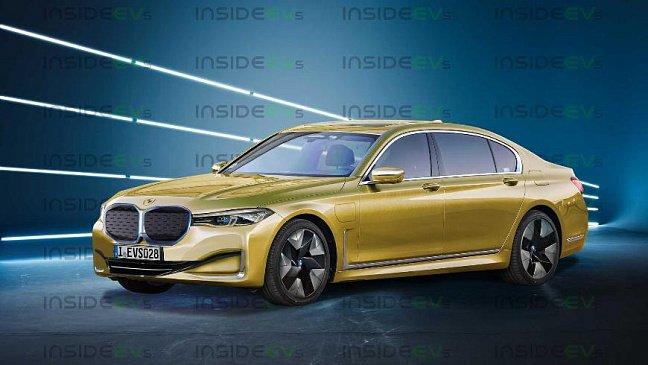 Электрический BMW X6 тестируют в суровых условиях