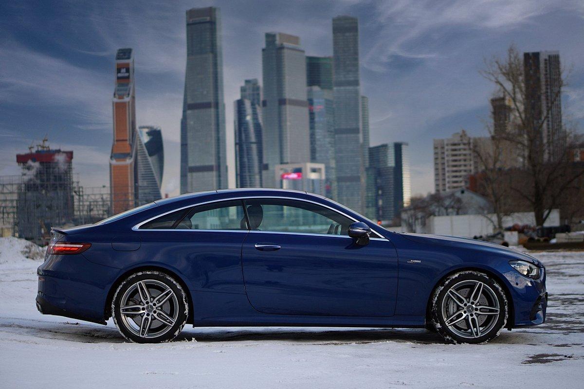 Красота баланса: тест Mercedes-AMG E 53 Coupe читать, обзор, тест, комплектации, характеристики авто, фото, цены в России на сайте Carsweek